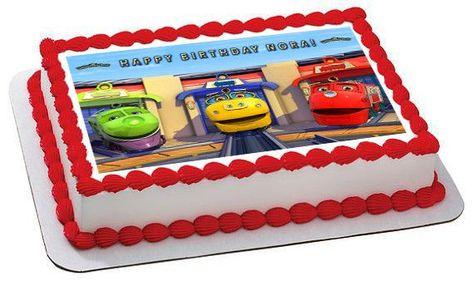 Decor - Edible Cake Topper OR Cupcake Topper Nr3 Zootopia
