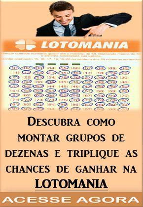 Lotomania Gerador De Combinacoes Premiadas Lotomania