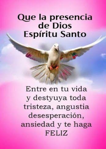 50 Ideas De Espíritu Santo Espíritu Santo Dones Espirituales Espiritus