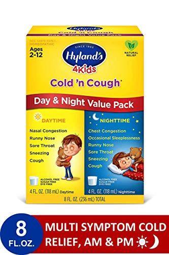 Best Hylands 4kids Cold N Cough Cold Medicine Cough Medicine Cold Symptoms Relief