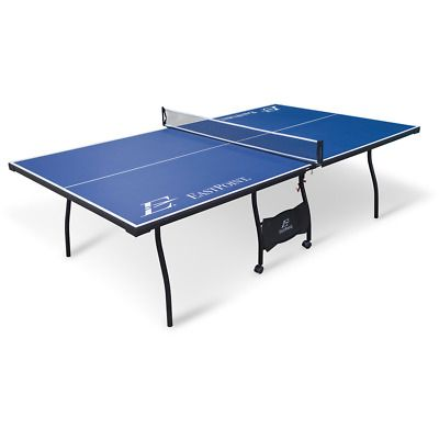 Advertisement Ebay Ping Pong Table Tennis Folding Tournament Size Game Set Indoor Sport With Wheels Table Tennis Table Tennis Set Outdoor Ping Pong Table