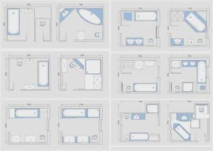 51 Ideas Small Bathroom Layout Floor Plans 8x8 In 2020 Small Bathroom Floor Plans Bathroom Layout Plans Small Bathroom Plans