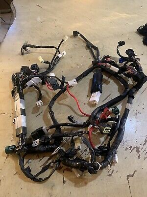 2016 Yamaha YZF R6 OEM Ignition Coil Wiring Harness Wire Loom 08-16 R6r