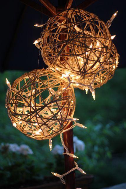 Lantern Diy Let There Be Light Gartendeko Selber Machen Garten Deko Laterne Garten