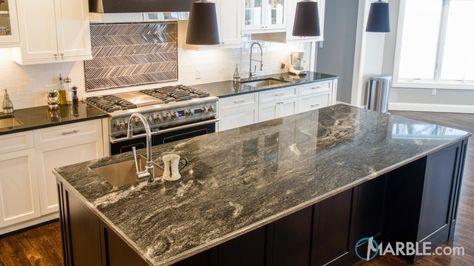 Orion Granite Absolute Black Granite Kitchen Countertops Home