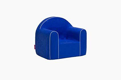Blau Mini Kindersessel Kinder Babysessel Baby Sessel Sofa Kinderstuhl Stuhl Schaumstoff Umweltfreundlich