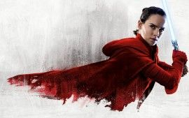 Wallpapers Hd Star Wars The Last Jedi Daisy Ridley Star Wars Actrice Star Wars