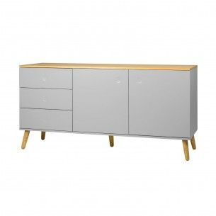 Dot Sideboard Grau Sideboard Grau Skandinavisches Design