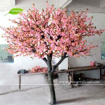 Gnw Bls016 Factory High Similation Fake Sakura Tree For Sale Artificial Plants Decor Artificial Plants Indoor Artificial Plants And Trees