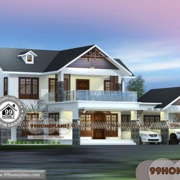 Small Contemporary House Design 50 New Two Storey House Plans Contemporary House Design Double Storey House Model House Plan
