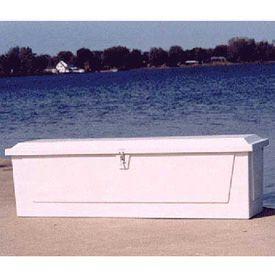 Outdoor Marine Dock Storage Boxes Deck Box Storage Plastic Decking