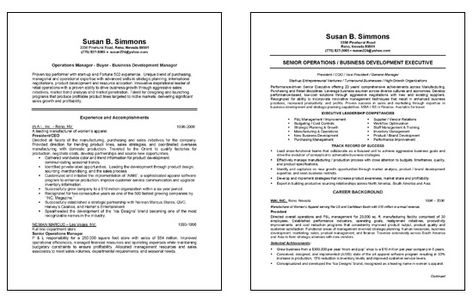 Chief Operations Director COO Resume Example Sample resume - operations director job description