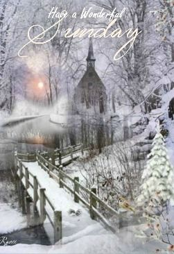 Image result for happy sunday winter