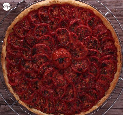 C'est ma fournée !: La tarte aux tomates et aux amandes de Yotam Ottolenghi