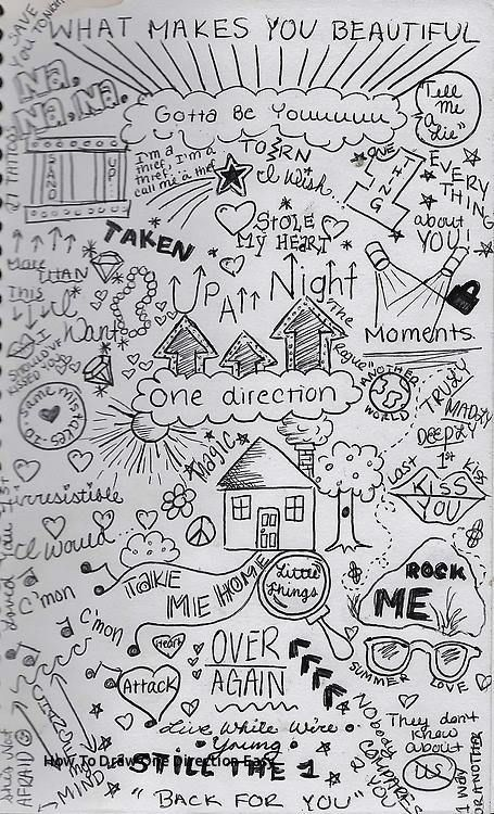 Direction Drawings Easy One Group 202 Hd Drawing One Direction Lyrics One Direction Drawings Wallpaper Quotes