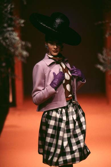 1996 Christian Lacroix - Haute Couture - Runway Collection - WomenSpring  Summer