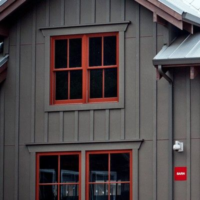 Pin By Patty Pfau On Barbara Tiny House Ytterpanel Barn House Kits Window Trim Exterior Barn Kits