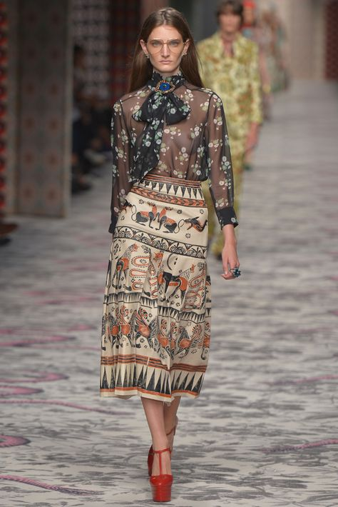Gucci Ready to Wear Spring 2016