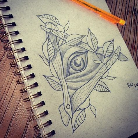 all seeing eye tattoo - Google Search