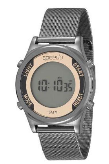 dc50ba39f9b Relógio Feminino Digital Speedo 65030L0EBNP1 Esportivo Preto