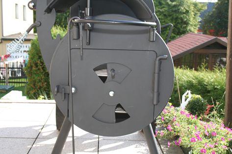 Außenküche Mit Smoker : Farmer grill fg 070 belüftungsklappe smoker und grill grillen