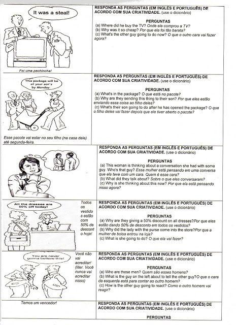 Ingles 1 Atividades De Ingles Traducao Em 2020 Atividades De