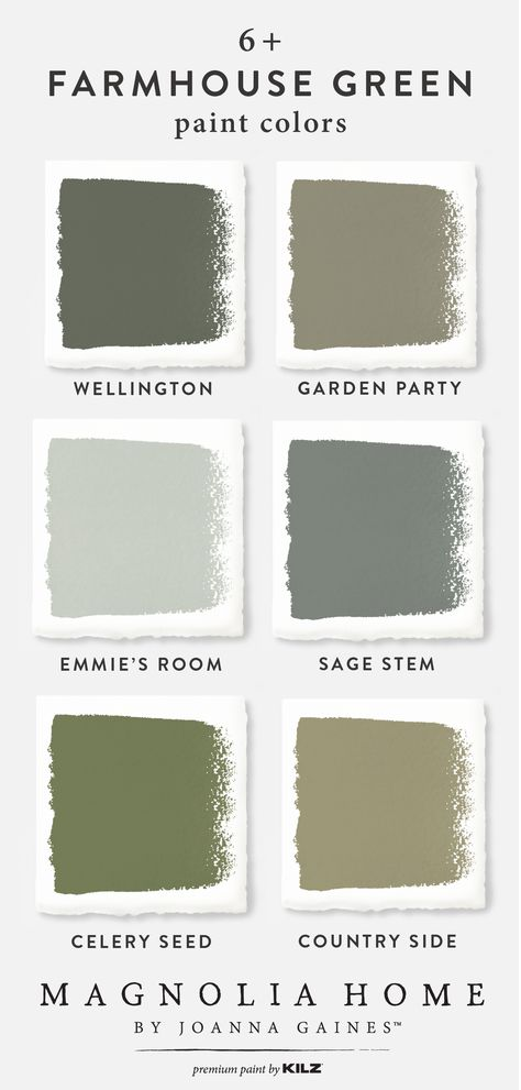 With So Many Paint Colors To Choose From You Can T Go Wrong With The Magnolia Home By Joanna Gai Farm House Colors Paint Colors For Home Magnolia Paint Colors