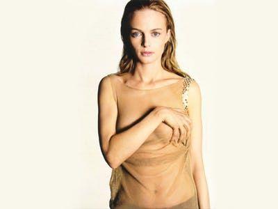 Heather nova nude
