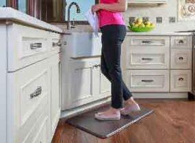 Anti Fatigue Mat With Images Comfort Mats Kitchen Mats Floor Kitchen Flooring