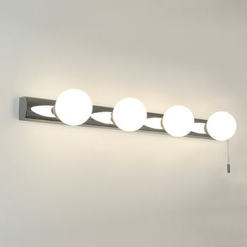 Wall Light Above Mirror