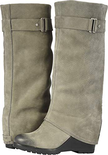 363c5dce24c23 Sorel After Hours Tall Boot Womens Quarry 80 *** Check this awesome ...