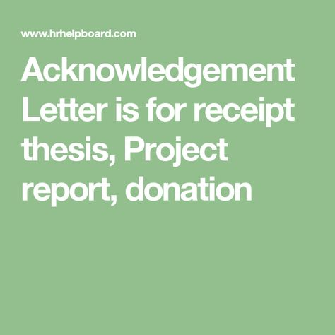 Create a personalized cheque receipt format in word using the - acknowledgement report sample