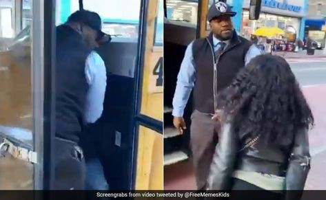 Truth Behind Viral Video Of Driver Throwing Child Out Of Bus