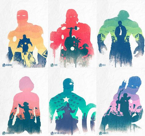 Avengers by thecreativshark.t...