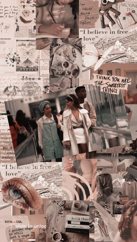 Lockscreen Nadia Shana & Lucrecia Montesinos