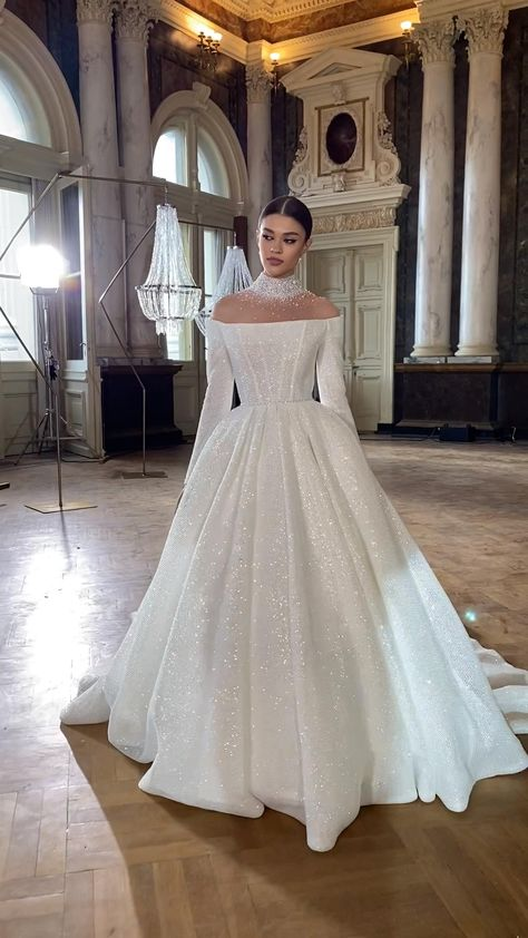 Wedding Gowns from Milla Nova. Feel like a princess in fairytale on your wedding day!