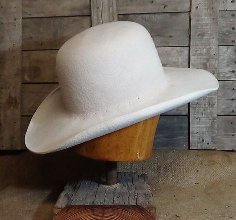 294be973 Ranchero, classic, open crown, cowboy hat, historic, tall crown, ranch,  rodeo, Old West, western sty