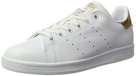 adidas donna stan smith dorate