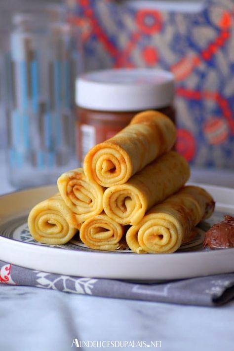 Pâte à crêpes parfaite de Pierre Hermé · Aux délices du palais
