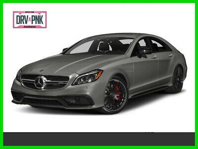 Ebay Advertisement 2017 Mercedes Benz Cls Class Amg Cls 63 S 2017