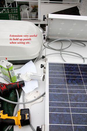 Solar Panel Installation Report Airstream Forums Solar Panel Installation Best Solar Panels Solar Panels