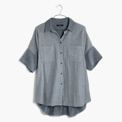 Ingenious Fashion Womens Lapel Short Sleeve Shirt Female Summer Casual Rainbow Stripe Print Short Top Ladies Large Size Shirt Camisetas Women's Clothing