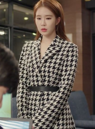 Yoo In-na's Fashion in K-Drama 'Touch Your Heart' Episode 3 - CodiPOP |  Fashion, Yoo in na fashion, Korean fashion trends