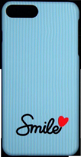 كفر جوال أزرق آيفون 8 بلس للبنات Logos