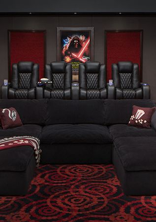 Home Theater Seating, Home Theater Couch Living Room Furniture