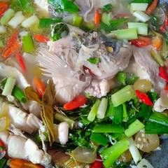 Resep Sup Gurame Kuah Bening Oleh Susi Agung Cookpad Resep Masakan Makanan Masakan
