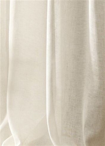 120a Wide Sheer Ivory Linen With Images Linen Drapery White Linen Curtains Drapery Fabric