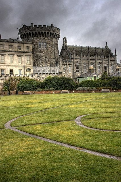 7-Night, 4 City Ireland Vacation with Air, Car and Hotels from $1,055. #travel #deals #ireland
