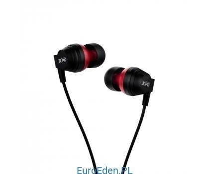 Sluchawki Adata Emix I30 Czarny Mic Headphones Earbuds