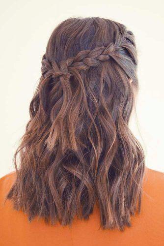 21 Schöne Mittellange Frisuren Zu Tragen Bei Date Night